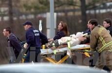 Xả súng tại Đại học Ohio, ba người thương vong