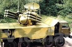 Quân đội Nga được trang bị Pantsir-S1 trong 2010