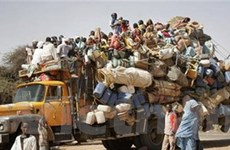 Quốc tế tài trợ 850 triệu USD cho khu vực Darfur