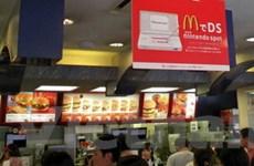 McDonald's đào tạo nhân viên bằng Nintendo DS