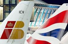 British Airways và Iberia ký thỏa thuận sáp nhập