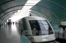 Trung Quốc sản xuất tàu siêu tốc đệm từ tốc độ cao