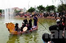 Festival Bắc Ninh tôn vinh nghệ nhân dân ca quan họ