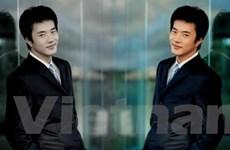 """Tài tử Kwon Sang Woo """"đắt sô"""" quảng cáo cuối năm"""