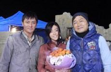Jang Dong Gun đóng phim cùng Phạm Băng Băng
