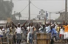 Bạo lực đang gia tăng căng thẳng tại Cote d'Ivoire