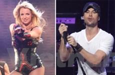 Enrique sẽ không hát chung với Britney Spears