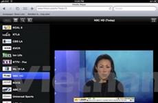 Time Warner Cable thêm kênh cho ứng dụng iPad
