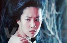 """Lưu Diệc Phi kém sắc trong phim """"Thiện nữ u hồn"""""""