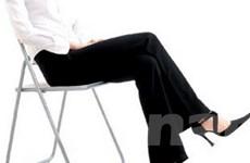 Ngồi vắt chân ảnh hưởng nghiêm trọng đến sức khỏe