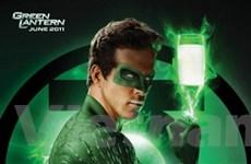 """""""Green Lantern"""" thống lĩnh các rạp chiếu Bắc Mỹ"""