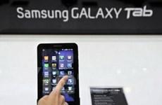 """""""Quả táo"""" lại kiện Samsung vi phạm bằng sáng chế"""