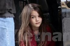 Katie Holmes: bé Suri sẽ trở thành một ngôi sao