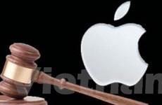 """Apple lần đầu bồi thường vì iPhone làm """"gián điệp"""""""