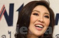 Bà Yingluck trở thành nữ thủ tướng Thái đầu tiên