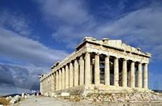7 tháng đầu năm, du khách đến Hy Lạp tăng 10%