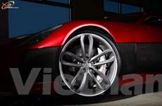 Rimac Automobilli ra mắt siêu xe điện ở Frankfurt