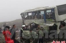 Tai nạn thảm khốc làm 7 người chết ở Trung Quốc