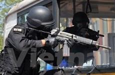 ODKB tập trận chỉ huy chống khủng bố ở Tajikistan