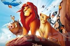 """""""Vua sư tử 3D"""" thống lĩnh các rạp chiếu Bắc Mỹ"""