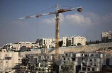 Mỹ, EU chỉ trích kế hoạch nhà định cư của Israel
