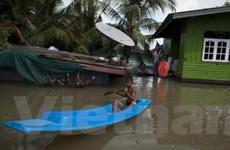 Lũ lụt tiếp tục hoành hành nhiều nước Đông Nam Á
