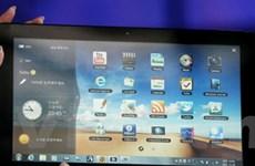 Samsung sẽ trình làng thiết bị Windows 8 vào 2012