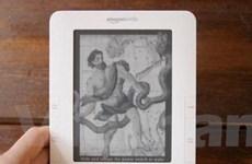Amazon bán 1 triệu thiết bị Kindle trong tháng 12