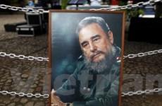 Triển lãm sách ở Cuba tôn vinh Fidel và Marley