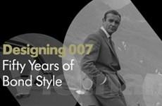 """Triển lãm về James Bond nhân dịp """"Skyfall"""" ra mắt"""