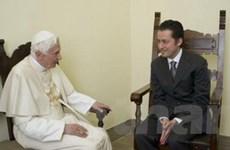 Giáo hoàng tha thứ cho quản gia nhân dịp Giáng sinh