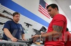 Nghị sỹ Mỹ công bố thêm dự luật kiểm soát súng đạn