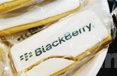 Công bố thời gian phát hành mẫu BlackBerry Q10