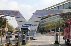 Thêm một vụ rò rỉ khí độc ở nhà máy của Samsung