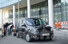 Daimler báo lỗi 3.500 xe