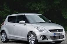 Thêm thông tin mới về mẫu Suzuki Swift mới ở Anh