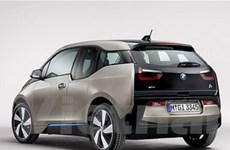 Hãng BMW tấn công mạnh vào thị trường xe điện