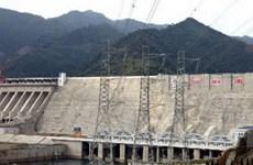 Thủy điện Sơn La nhận ba giải năng lượng châu Á