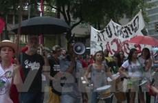 Brazil điều 1.000 lính tới phiên đấu thầu mỏ dầu Libra