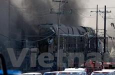 Nổ nhà máy kẹo ở Mexico làm 51 người bị thương