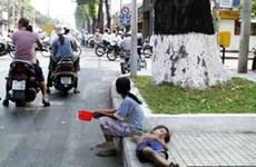 Hà Nội sạch bóng ăn xin: Những nỗ lực mệt mỏi!
