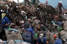 Thành phố Hà Nội sẽ hết chỗ chứa rác vào 2012