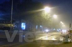 """Chưa rõ nguyên nhân hiện tượng """"khói lạ"""" ở Hà Nội"""