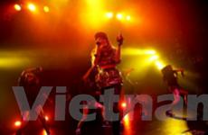 Rapper nữ hàng đầu Nhật Bản biểu diễn tại Hà Nội