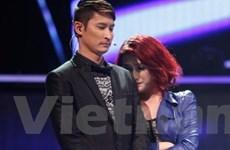 Hương Giang đã phải dừng bước tại Vietnam Idol