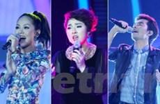 Gala 8: Tốp 3 Vietnam Idol thăng hoa và bứt phá