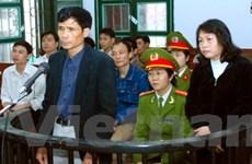 Trần Khải Thanh Thủy phải chịu 42 tháng tù giam