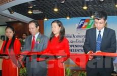 Công ty FPT khai trương văn phòng đại diện tại Lào