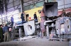 Hà Nội: Tai nạn lao động có xu hướng gia tăng