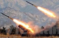 LHQ lo ngại việc Triều Tiên tiếp tục phóng tên lửa